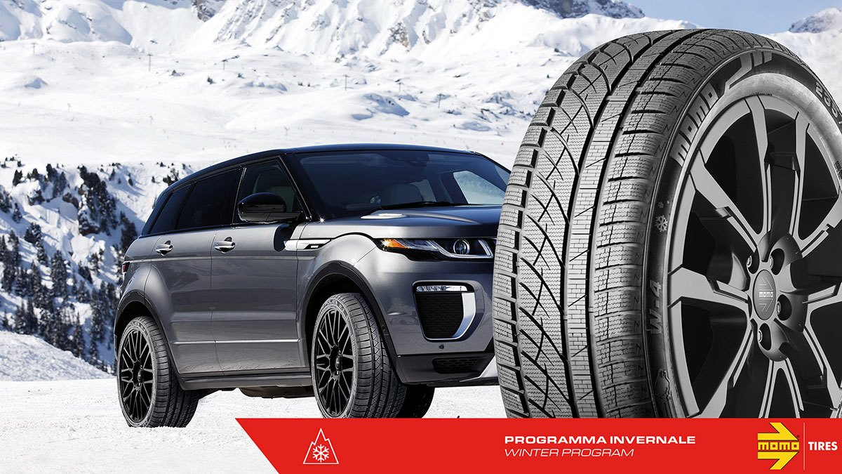 Winter MOMO Tires